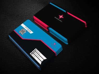 Hi, I am Professional Business Card Designer.