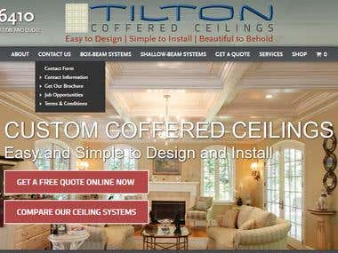 Tiltoncofferedceilings.com