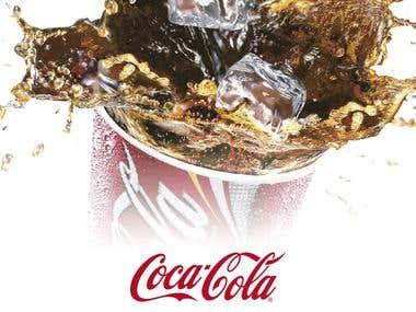 Coca Cola - Diseño Interior 3D - Laboratorio Sensorial.