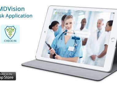 Professional Medical Services IOS Mobile App