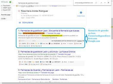 Top 10 Rank On Google.com