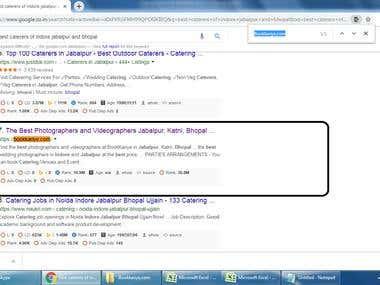 Top 10 Rank Google.Co.In
