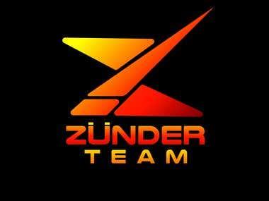 Zunder Team Dota 2 Branding