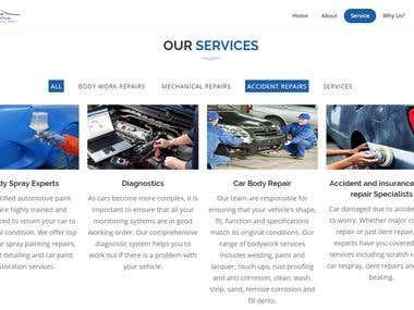 Convert html template into Wordpress site