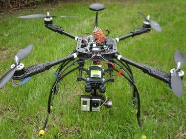 My own drone