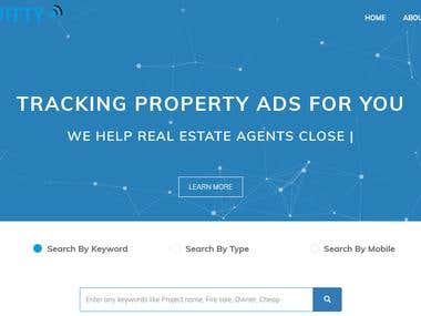 Search For Ads For Agents