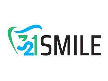 Logo design for 321 SMILE