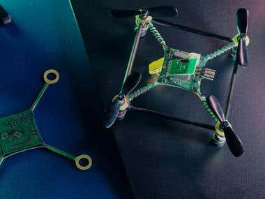 Ready-To-Fly Quadcopter