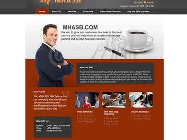 Mhasb website