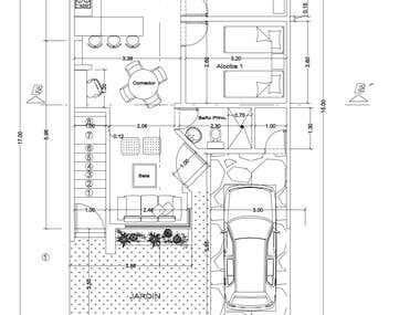 Planos CAD