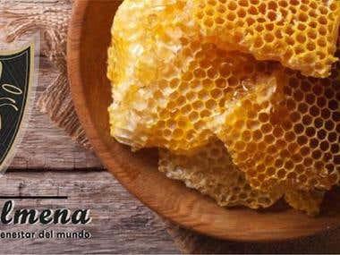 SANTA COLMENA - Branding apiario