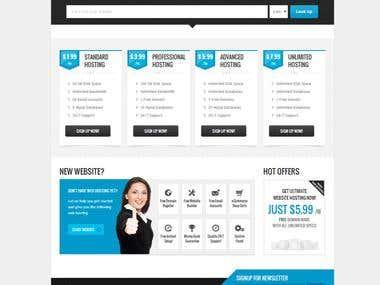 Go2hoster website