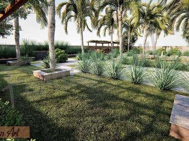 Garden Visualisation