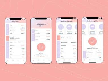 Mobile Financial app