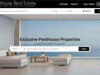 Penthouse Real Estate Inc