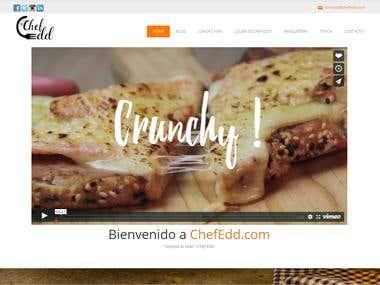 Chef's Website