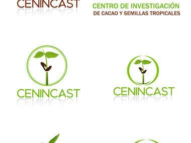 Logo for cacao research center