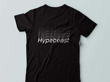Hypebeast T-Shirt Design
