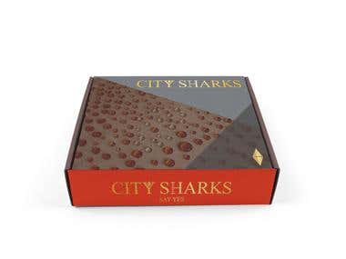 Box Design City Sharks