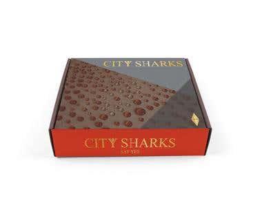 Box Design City Sharks