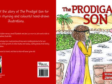 Children Book for Print and Kindle at KDP