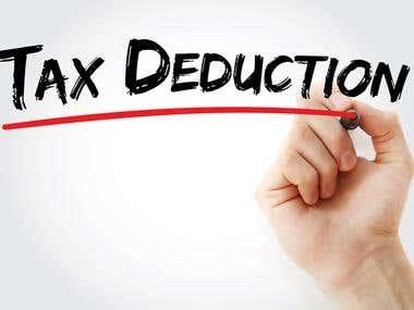 Tax Planning - £600 saved