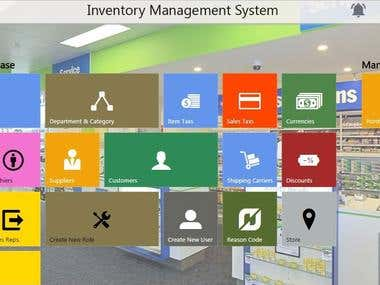Inventory & Sales Management System