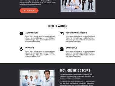 Corporate Website solution