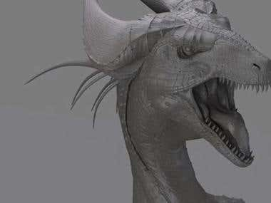 Creature Modeling