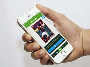 MiraCard iPhone APP