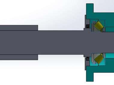 Mechanical assembly Design