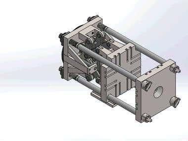 Machine Assembly, Load Simulation