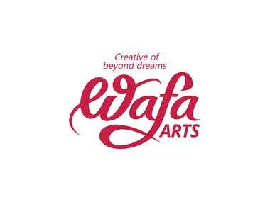 Logo Wafa Arts