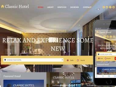 Class hotel_websites