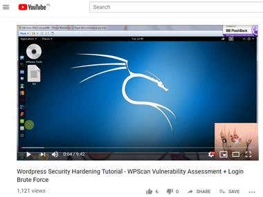 Video WordPress Security Hardening Tutorial - WPScan