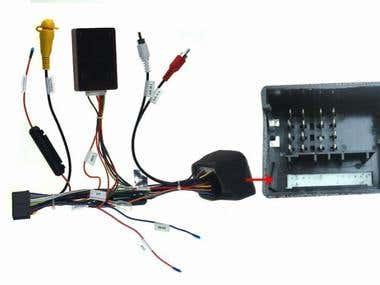 Radio Replacement Interface GMLAN 2006-up vehicles