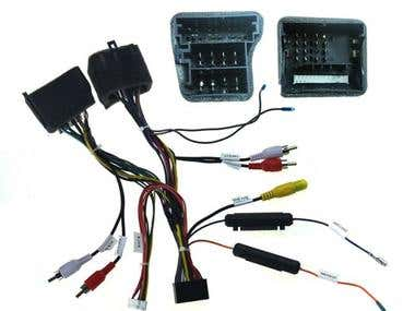 Radio Replacement Interface with GM Class-2 2000-up vehicles