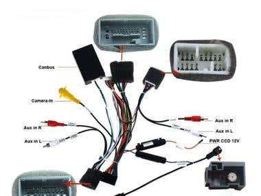 Toyota/Lexus Steering Wheel Control Retention Interface