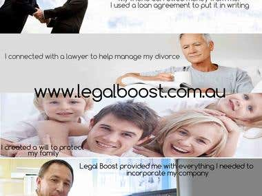 Banner for legalboost.com