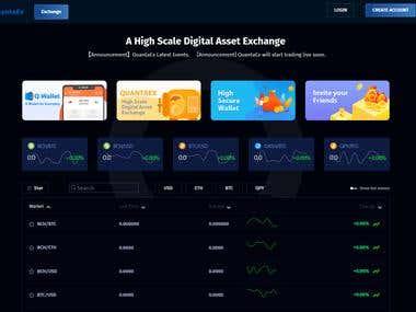 QuantaEx Exchange Crypto