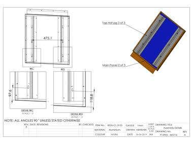 PART DETAILING AND DRAFTING USING SOLIDWORKS