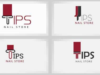 tips logo design