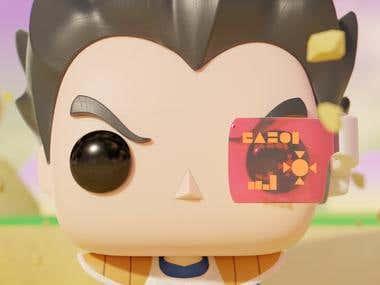 Dragon Ball Funko 2