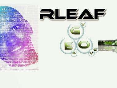 RLEAF GEO Logo
