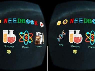 Needbook VR