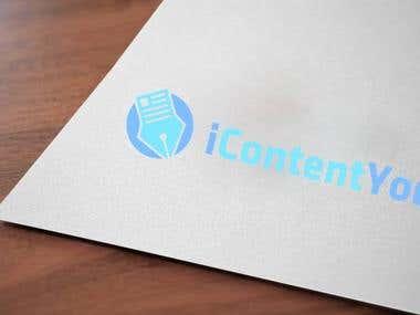 Logo Design - I Content You