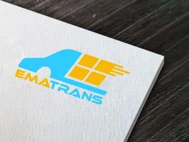 Logo Design - Ema Trans