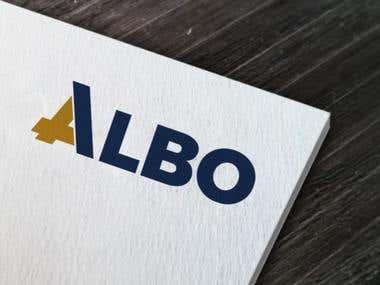 Logo Design - Albo Construct