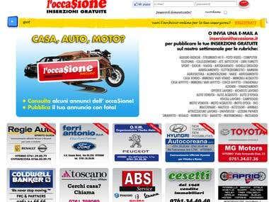 ADS web site