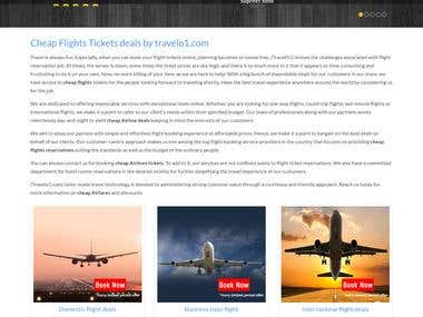travelo1 website